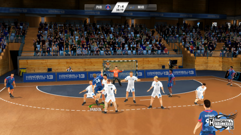 Screenshot 10 - Handball Challenge 2013