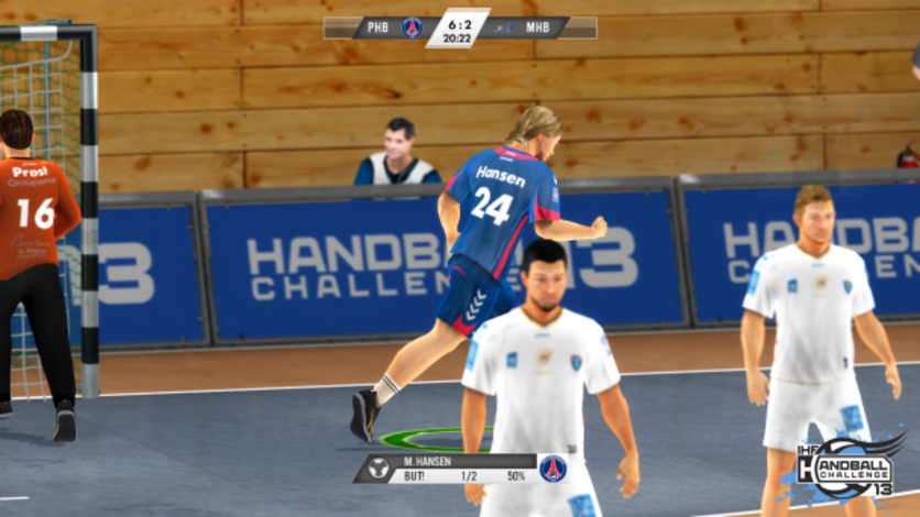 Screenshot 6 - Handball Challenge 2013