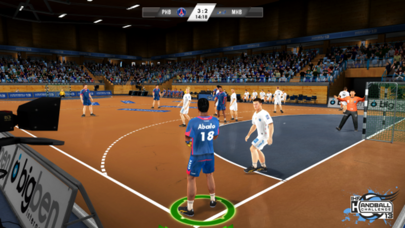 Screenshot 13 - Handball Challenge 2013