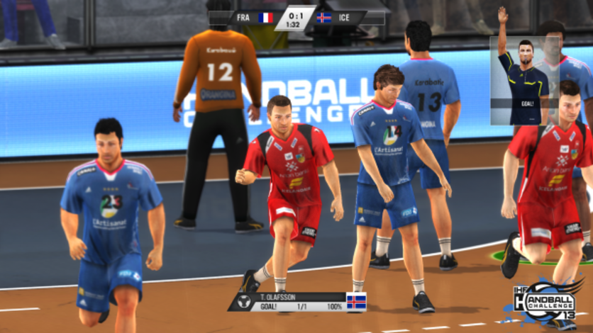 Screenshot 8 - Handball Challenge 2013