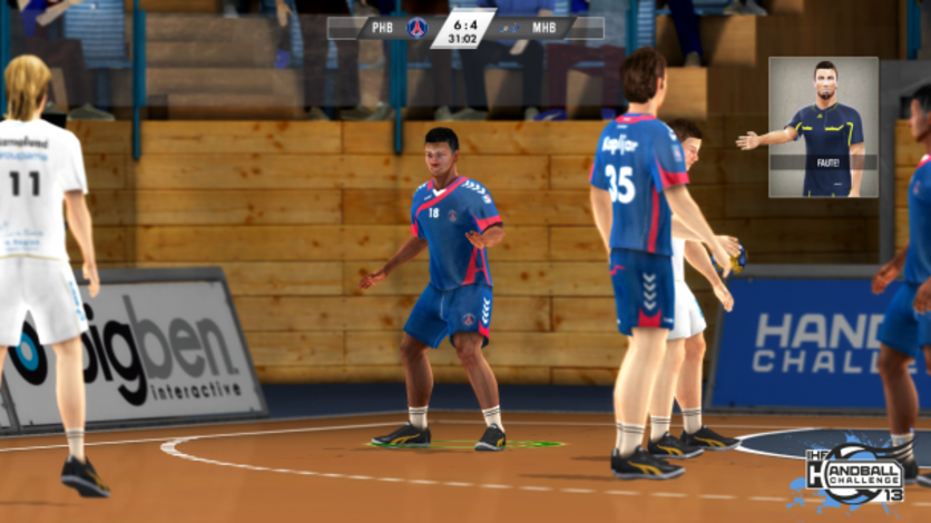 Screenshot 12 - Handball Challenge 2013