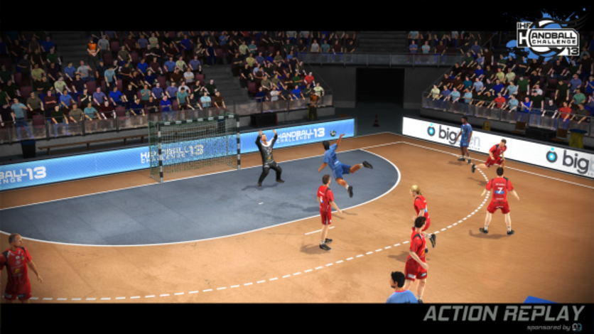 Screenshot 11 - Handball Challenge 2013
