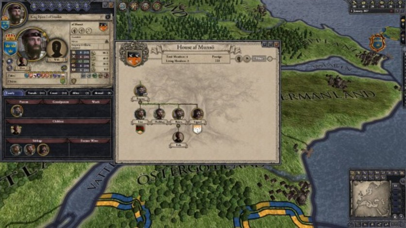 Screenshot 6 - Crusader Kings II: Hymns to the Old Gods