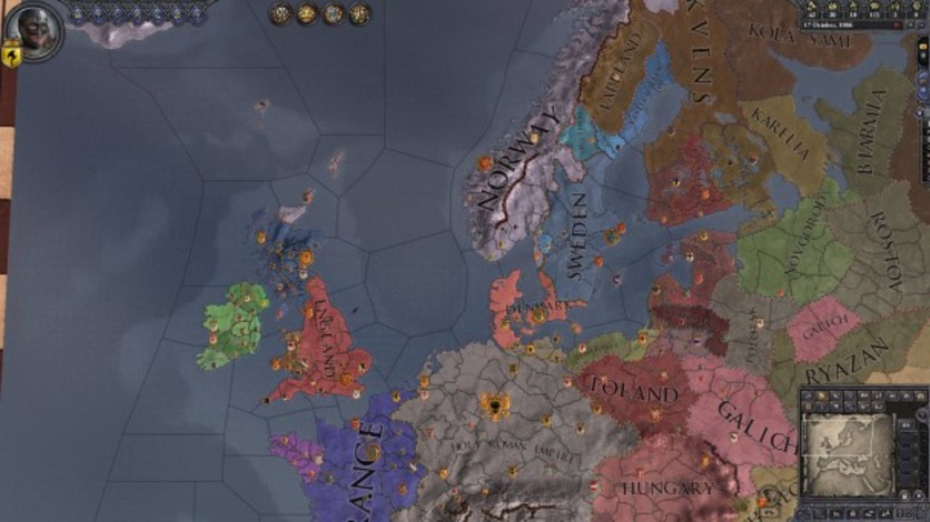 Screenshot 3 - Crusader Kings II: Hymns to the Old Gods