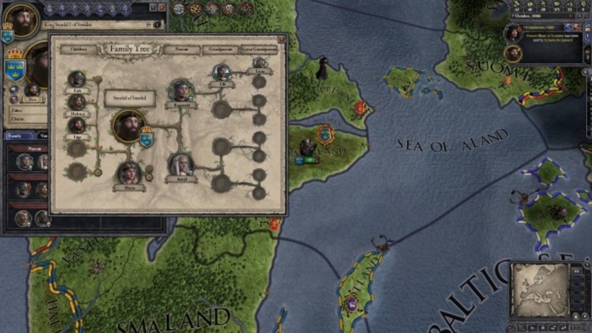 Screenshot 10 - Crusader Kings II: Hymns to the Old Gods