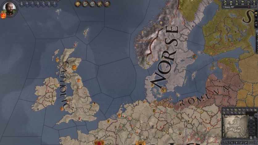 Screenshot 8 - Crusader Kings II: Hymns to the Old Gods