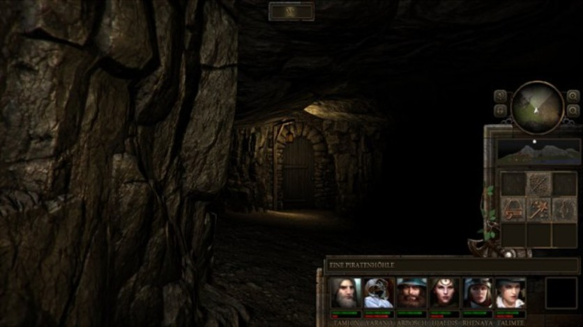 Screenshot 8 - Realms of Arkania: Blade of Destiny