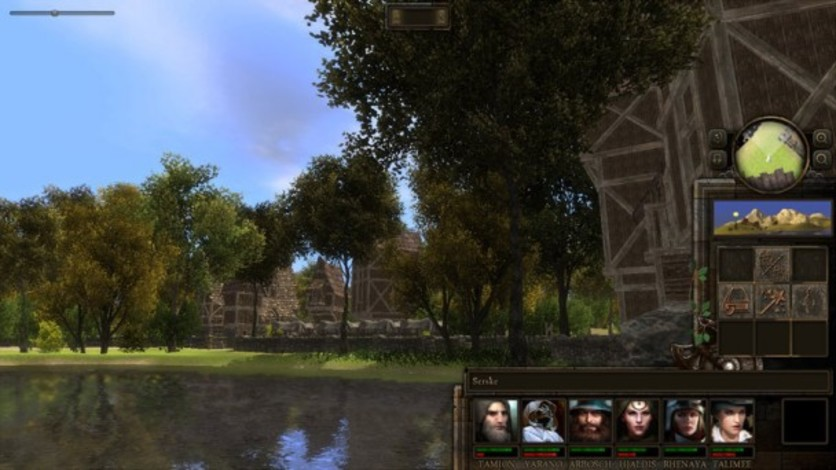 Screenshot 5 - Realms of Arkania: Blade of Destiny
