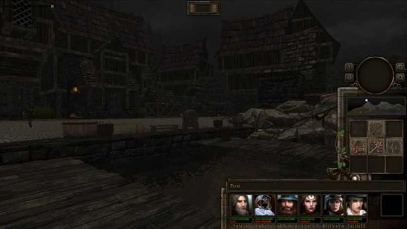 Screenshot 2 - Realms of Arkania: Blade of Destiny
