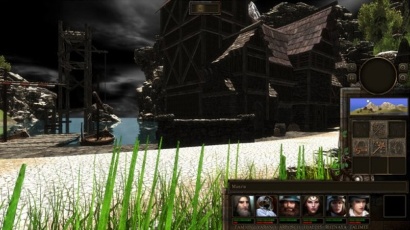 Screenshot 4 - Realms of Arkania: Blade of Destiny