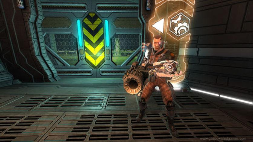 Screenshot 3 - Space Siege