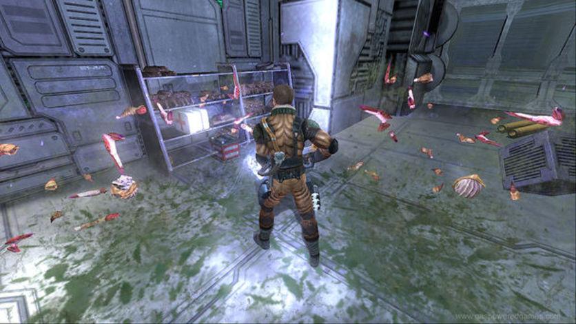 Screenshot 6 - Space Siege