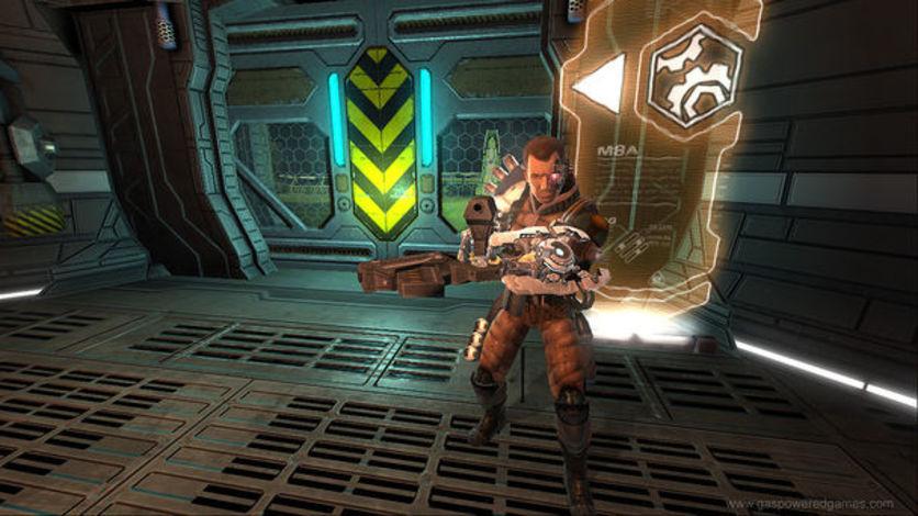 Screenshot 2 - Space Siege