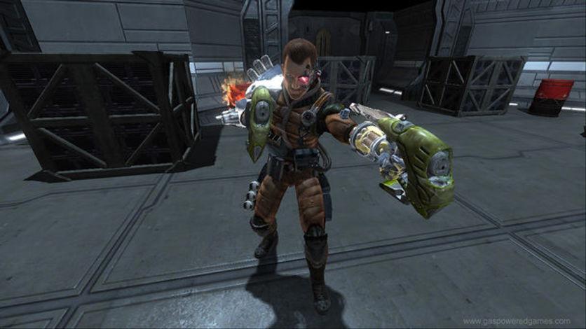 Screenshot 4 - Space Siege