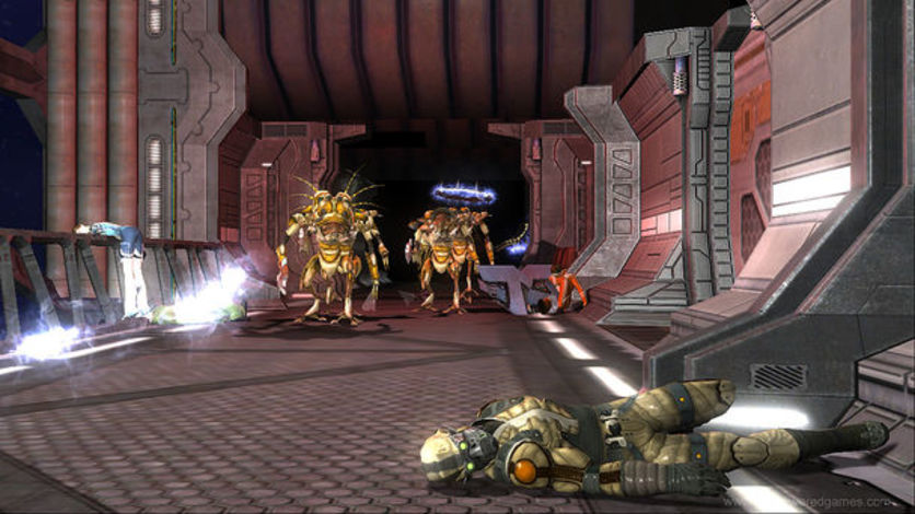Screenshot 5 - Space Siege