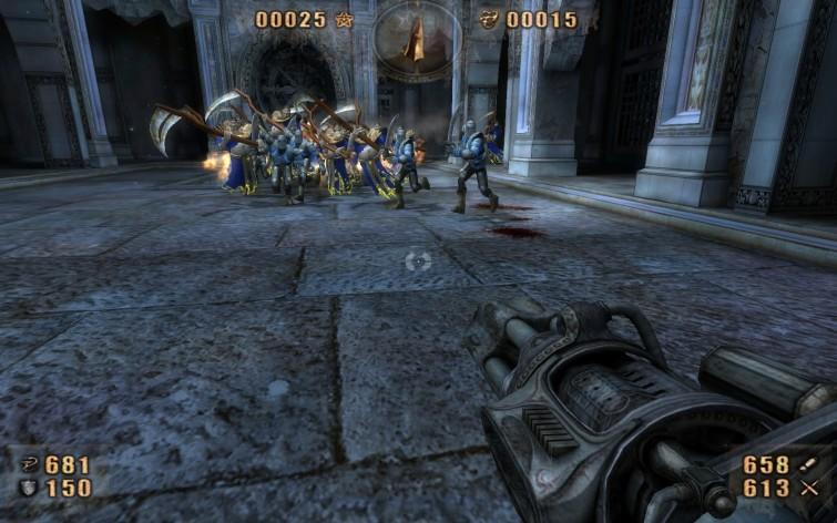 Screenshot 5 - Painkiller Redemption