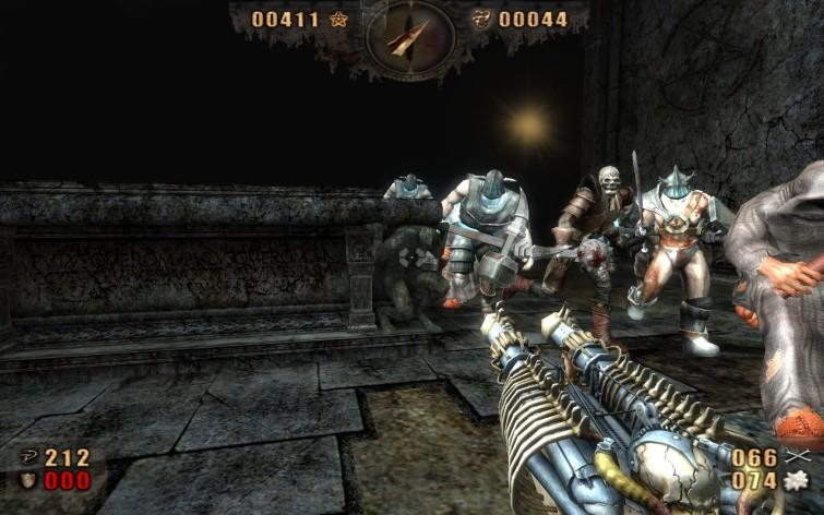 Screenshot 3 - Painkiller Redemption