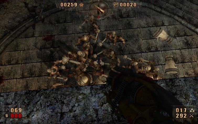 Screenshot 2 - Painkiller Redemption