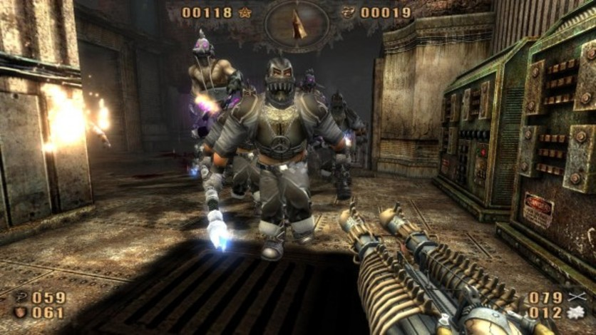 Screenshot 6 - Painkiller Redemption