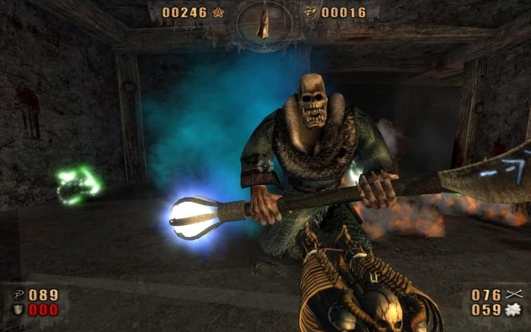 Screenshot 1 - Painkiller Redemption