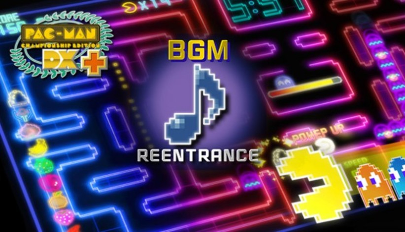 Screenshot 1 - Pac-Man Championship Edition DX+: Reentrance BGM