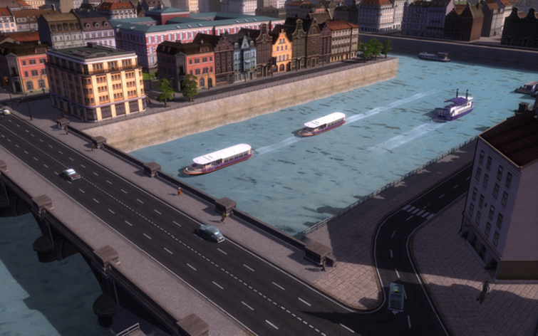Screenshot 3 - Cities in Motion