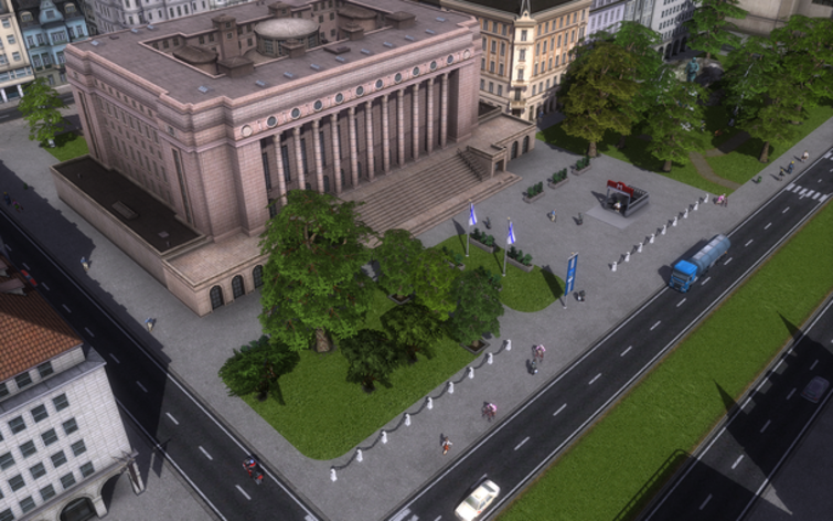 Screenshot 11 - Cities in Motion