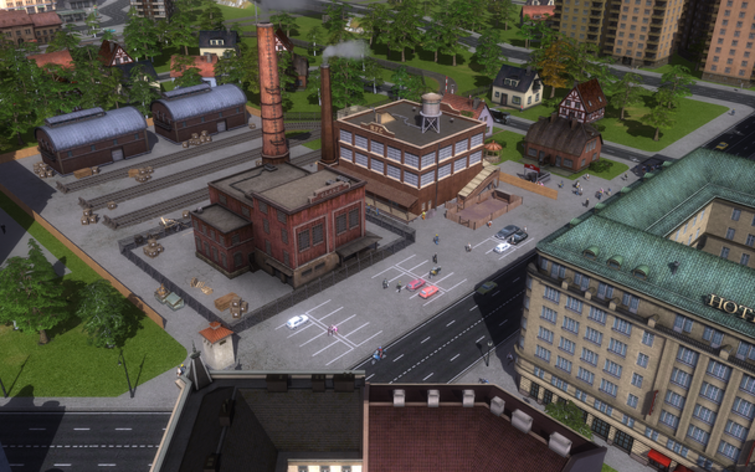 Screenshot 9 - Cities in Motion