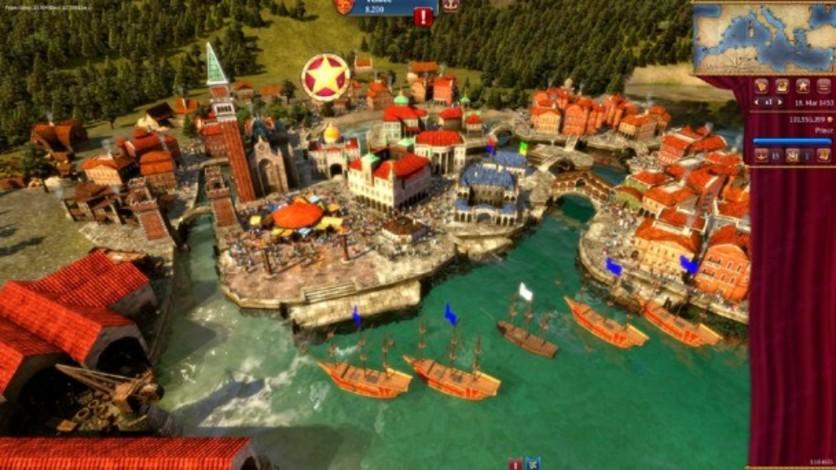 Screenshot 8 - Rise of Venice - Beyond The Sea