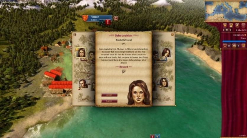 Screenshot 6 - Rise of Venice - Beyond The Sea
