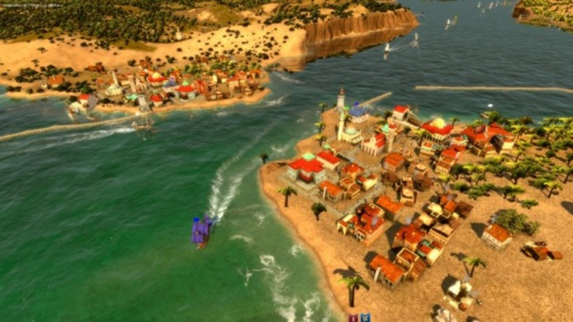 Screenshot 7 - Rise of Venice - Beyond The Sea