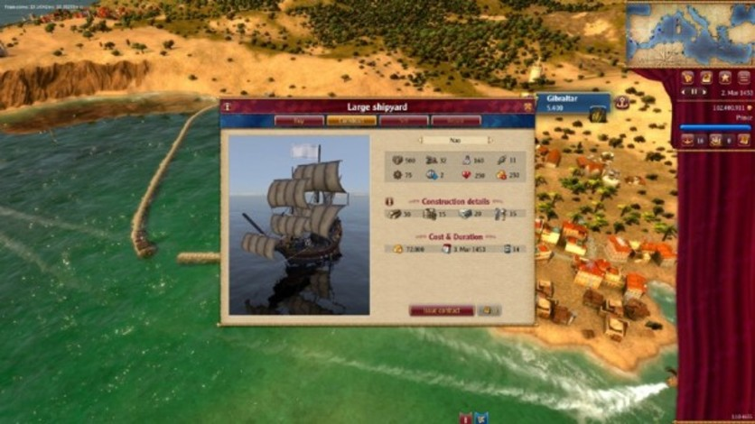Screenshot 5 - Rise of Venice - Beyond The Sea