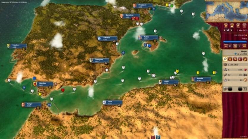 Screenshot 4 - Rise of Venice - Beyond The Sea