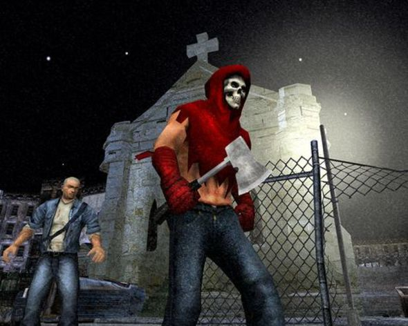 Screenshot 3 - Manhunt