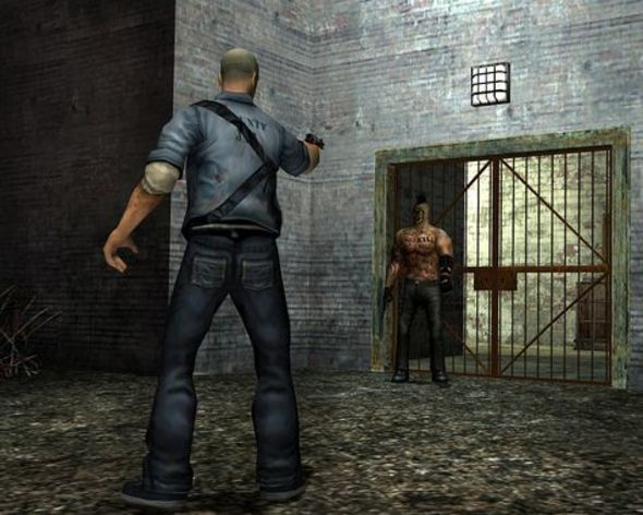Screenshot 1 - Manhunt