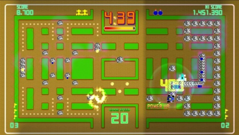 Screenshot 5 - Pac-Man Championship Edition DX+: Rally-X Skin