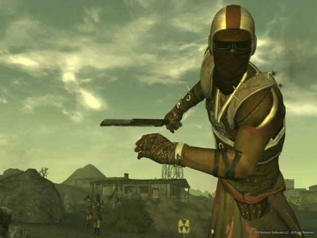 Screenshot 1 - Fallout: New Vegas