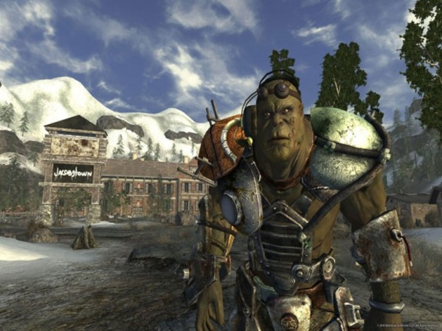 Screenshot 2 - Fallout: New Vegas