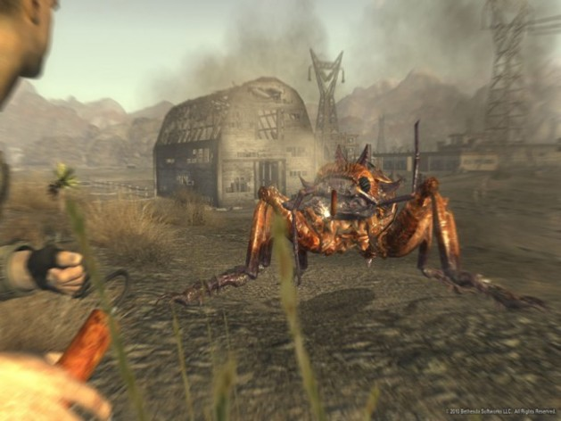 Screenshot 3 - Fallout: New Vegas