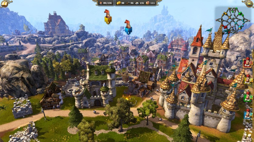 Screenshot 9 - The Settlers 7 Deluxe Gold Edition