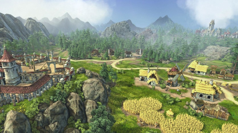 Screenshot 8 - The Settlers 7 Deluxe Gold Edition