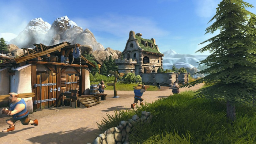 Screenshot 2 - The Settlers 7 Deluxe Gold Edition