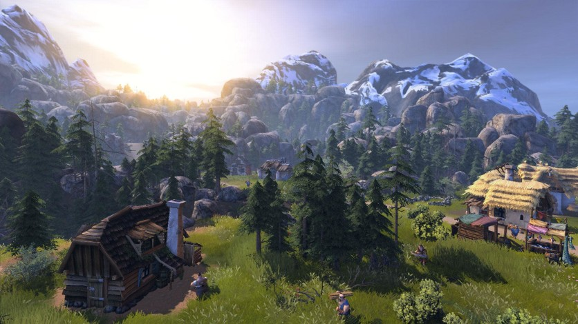 Screenshot 5 - The Settlers 7 Deluxe Gold Edition