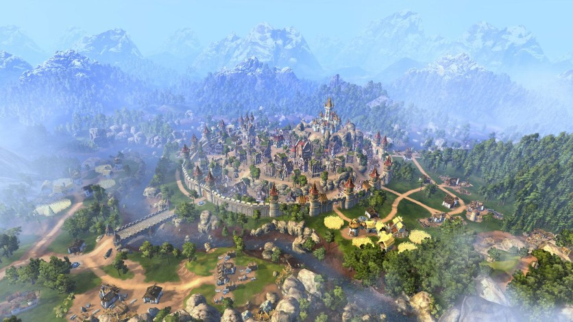 Screenshot 12 - The Settlers 7 Deluxe Gold Edition