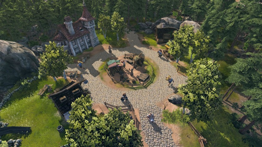Screenshot 4 - The Settlers 7 Deluxe Gold Edition