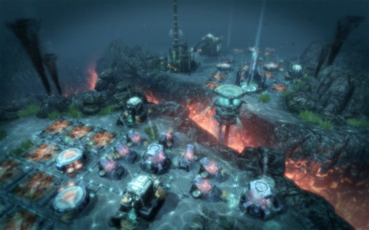Screenshot 3 - Anno 2070: Deep Ocean
