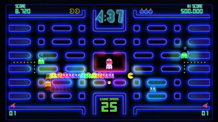 Screenshot 2 - Pac-Man Championship Edition DX+: Championship III & Highway II Courses