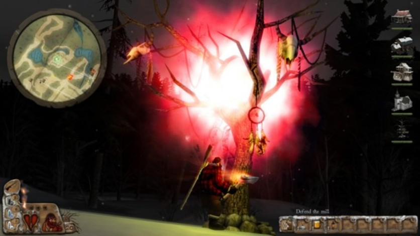 Screenshot 3 - Sang-Froid: Tales of WereWolves