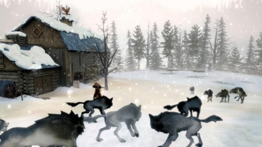 Screenshot 6 - Sang-Froid: Tales of WereWolves