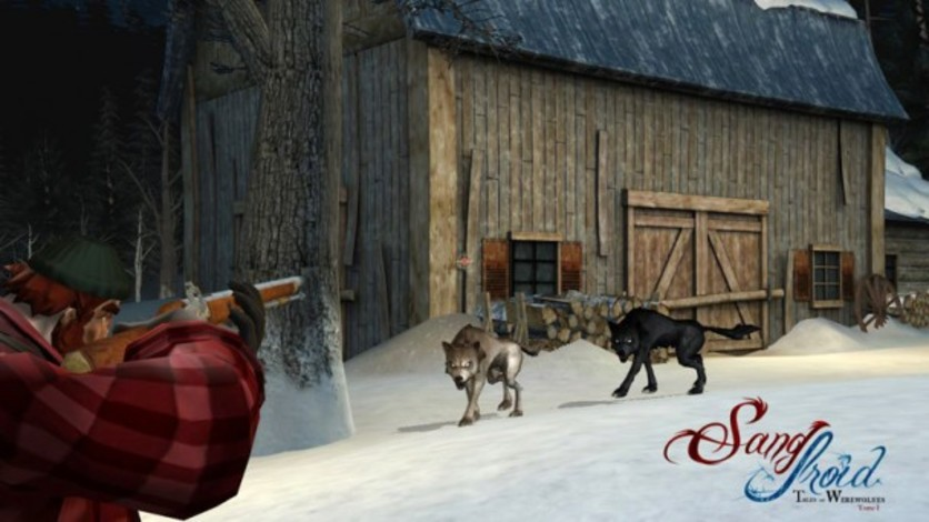 Screenshot 4 - Sang-Froid: Tales of WereWolves